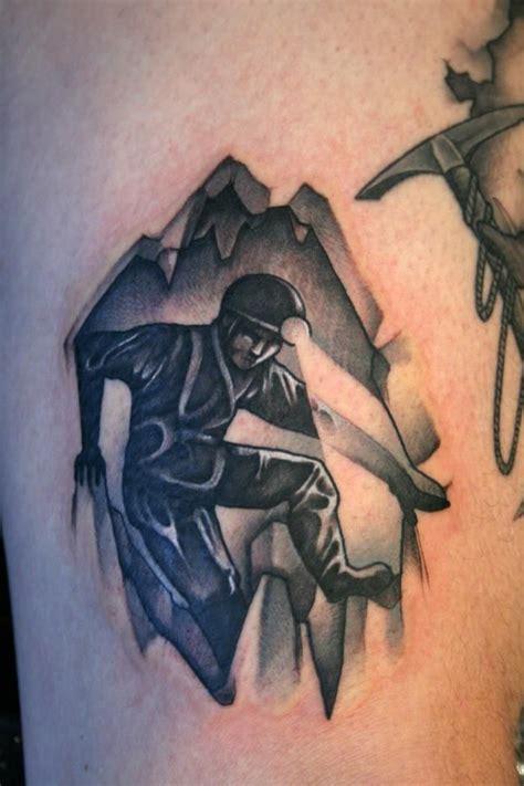 tattoo by mitch allenden ripped skin thru skin tattoos