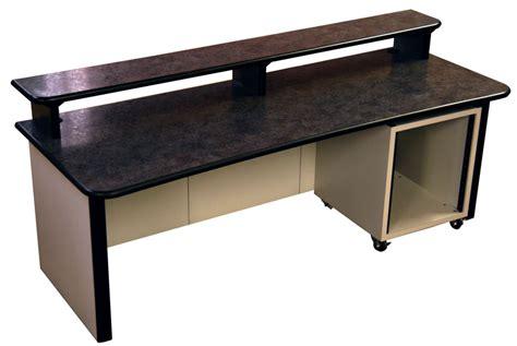 Editing Desks by Designcraft Audio Editing Desk