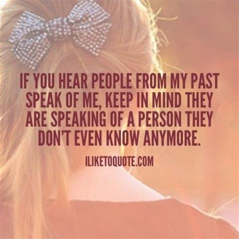 Don T Remind Me Of My Past Quotes