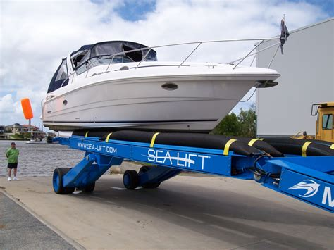 boat log in southern region recently a model 45 sea lift was commissioned at gold