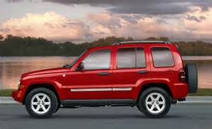 Jeep Liberty 2007 2007 Jeep Liberty Limited 4x2 Jeep Colors