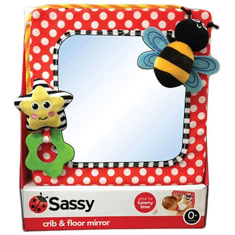 Sassy Floor Mirror by Sassy See Me Floor Mirror Walmart