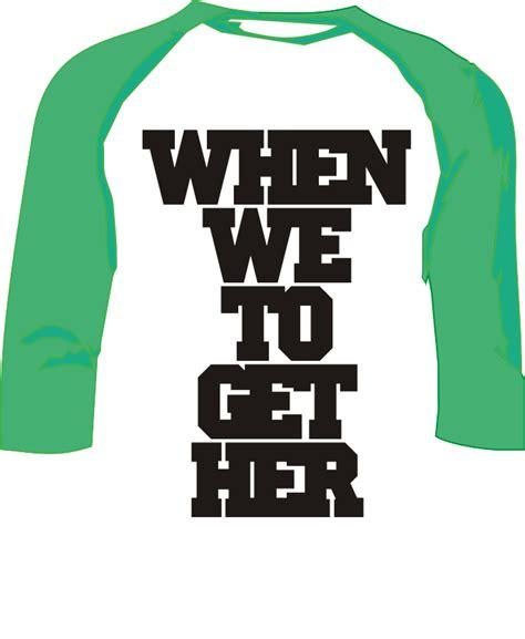 Baju Kaos Raglan Desain Pasangan Keluarga Cetak Nama Anak Famil xempac