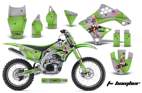 Home Depot Design Expo by Kawasaki Kx450f Graphics Kit 2009 2011