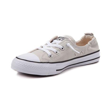 Coverse Womens womens converse chuck shoreline sneaker gray 399195