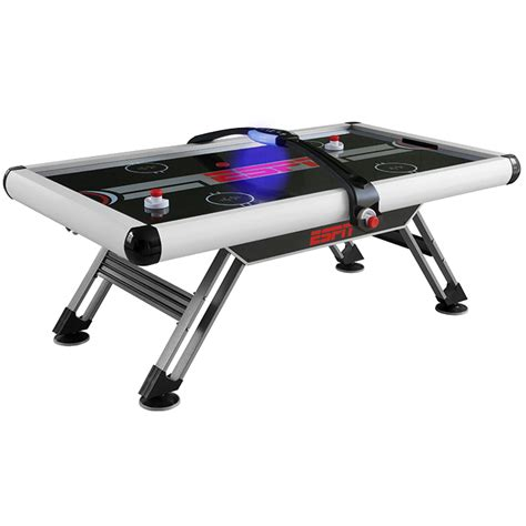 md sports 7ft air hockey table 7ft air hockey table with heavy duty steel legs md