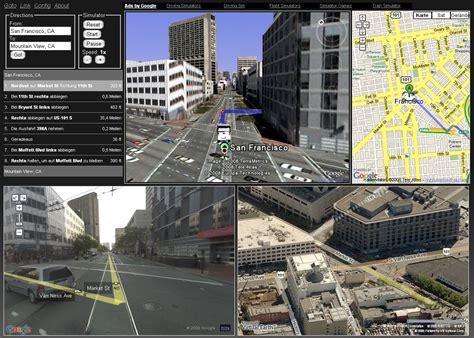 streetview maps gaiagi driver 3d driving simulator including view