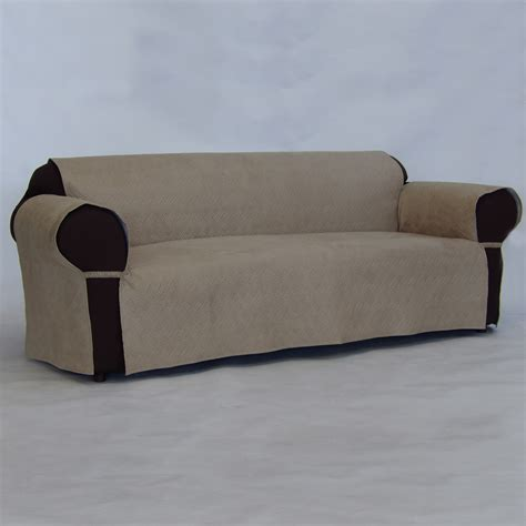 tan sofa cover quilted sofa pet cover beige tan shop your way online