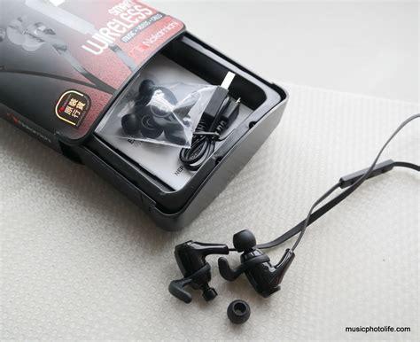 Headset Bluetooth Nakamichi nakamichi sport wireless headset nep btsports05