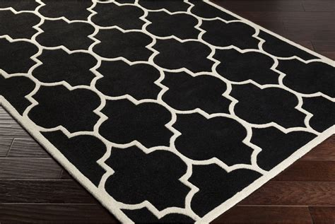 Black White Area Rug Artistic Weavers Transit Piper Awhe2013 Black White Area Rug Payless Rugs Transit Collection
