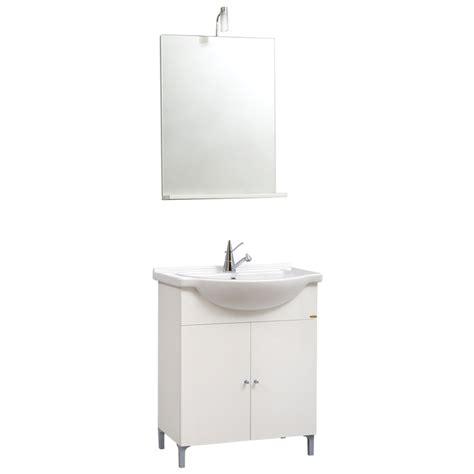 mobile da bagno economico mobile da bagno economico completo di lavabo specchio ed