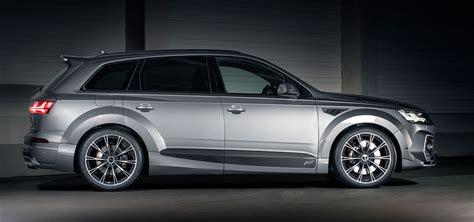 Audi Tuning Abt by Audi Sq7 Abt Sportsline