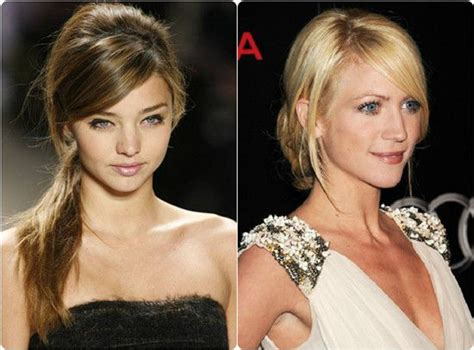 hairstyles for round face ponytail 8 best and glamorous hairstyles for round face side