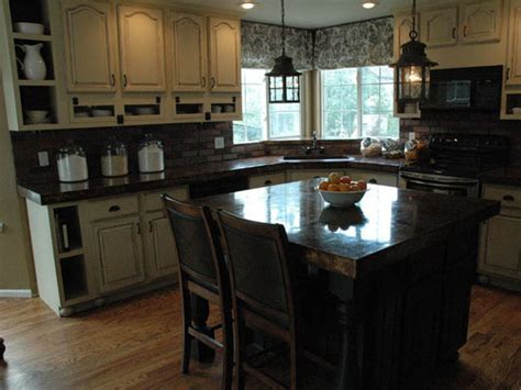 How To Finish Kitchen Cabinets by Refinishing Cabinets A Simple Do It Yourself Task