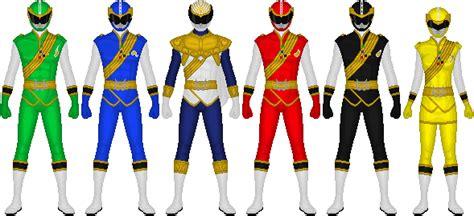 5 11 Beast Yellow Angka Orange requested power rangers prodigy tune by taiko554