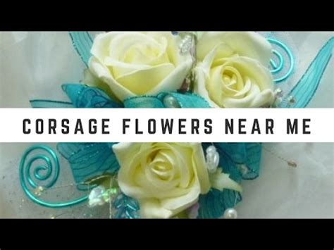 best florist near me best corsage flowers near me prom flower ideas houston