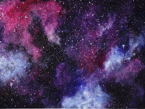 galaxy painting by rubyartstyle on deviantart
