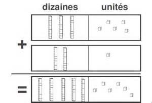 dizaines et unit 233 s moyenne section