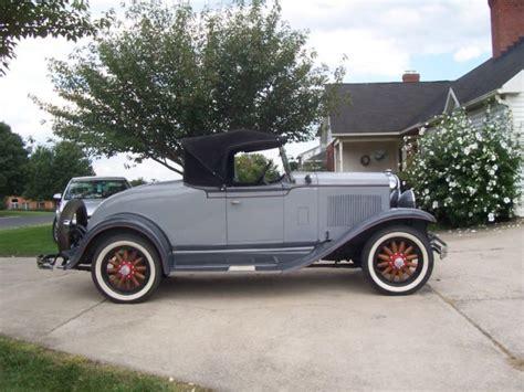 1930 dodge roadster dodge roadster 1930 fully restored excellent running driving