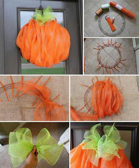 Diy Fall Wreaths Design Ideas Top 38 Amazing Diy Fall Wreath Ideas With Tutorials Amazing Diy Interior Home Design
