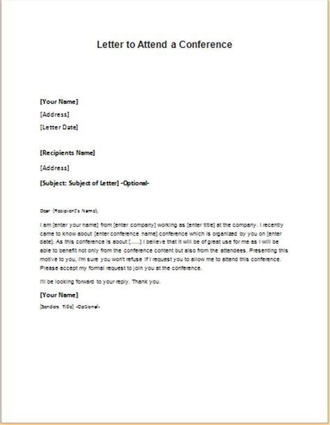 Request Letter To Attend Conference Letter To Request A Substitute During Vacation Writeletter2