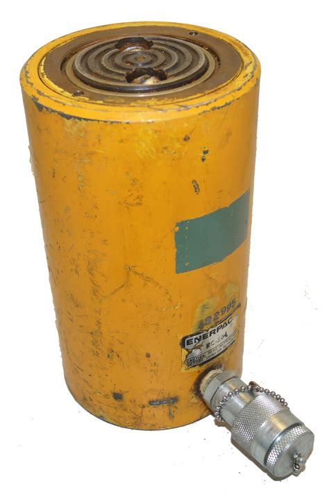 enerpac hydraulic cylinders rams pumps greenlee punches
