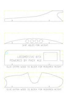 kub car templates best photos of pinewood derby car templates printable