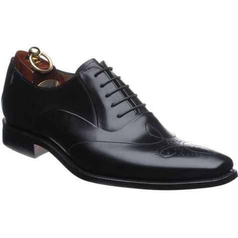 Gunny Calf Leather 28mm 1 loake shoes loake design gunny in black calf at