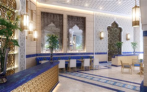 ottoman restaurant interior design