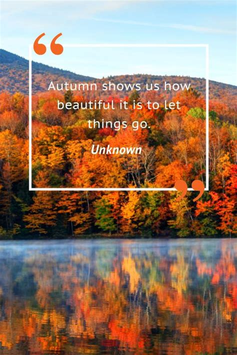 Motivational Fall Quotes