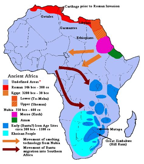 africa map kush map of ancient africa courtesy of return to