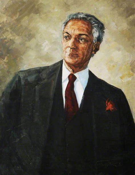 biography of jamaican artist barrington watson sir norman washington manley prime minister of jamaica