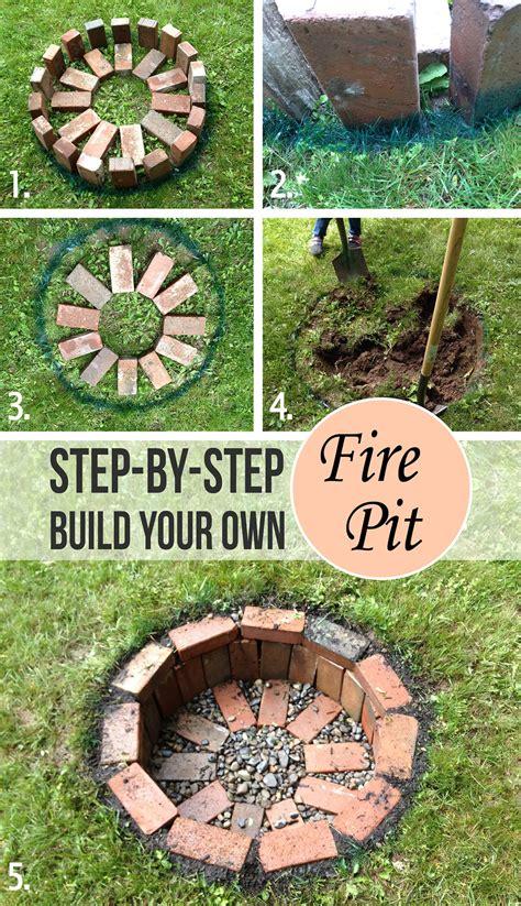 diy firepit ideas 27 best diy firepit ideas and designs for 2017