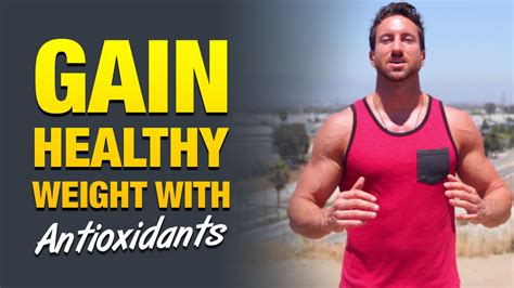 Richie Need Help On Weight Gain by How To Gain Healthy Weight Can Antioxidants Help You Gain