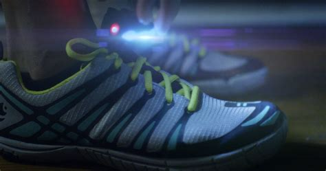 Shoe Lights For Runners by Runner Shoe Lights Running Club