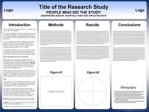 eposter template research poster templates postersession