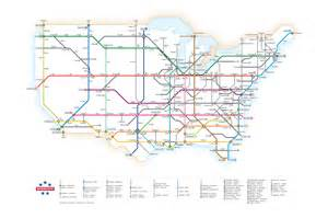 map us highways system interstate highway as metro information design at penn