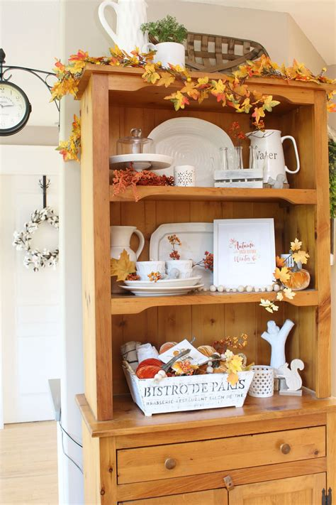 fall home decor pinterest fall home decor ideas fall home tours clean and scentsible