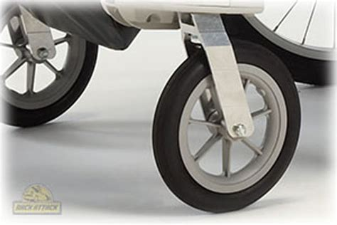 chariot cts strolling kit wheels  chariot conversion kit