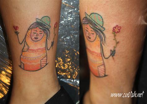 new tattoo zits new tattoo