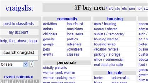 craigslist east bay housing for rent craigslist sf bay area jobs apartments personals for east oregon craigslist autos post
