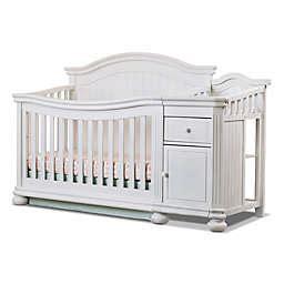 sorelle sedona crib and changer reviews crib and changing table combo crib changer combo