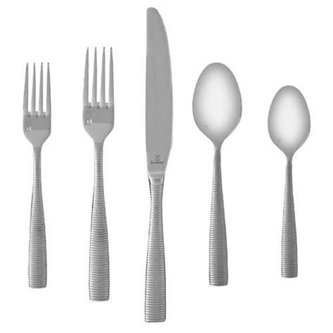 fortessa flatware fortessa ringo 18 10 stainless steel flatware silverware