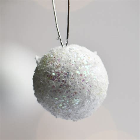 top 28 white glitter ornaments silver white glitter