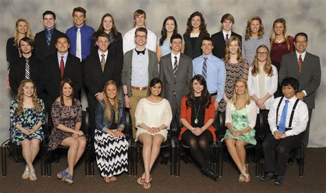 brownsburg high school honors top 25 for the class of 2015