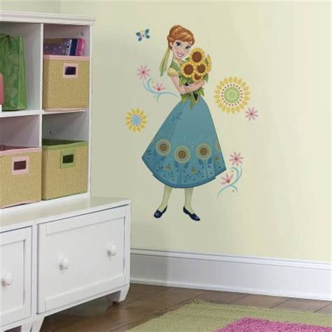 disney frozen fever peel and stick wall decals