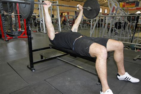 james haskell bench press can t improve your bench press read this