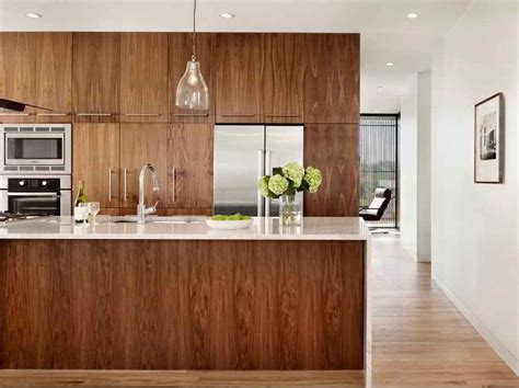 modern walnut kitchen cabinets 17 best ideas about walnut kitchen cabinets on pinterest