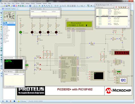 proteus featured cad pcb design for 249 c128