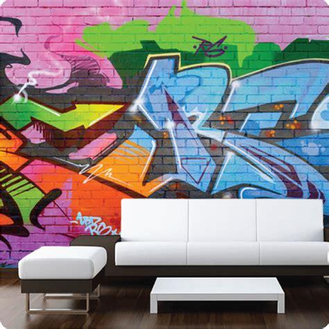 graffiti removable wallpaper buy removable wall murals online graffiti design